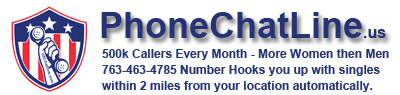 USA: Chat Line phone numbers